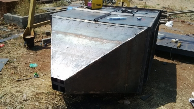 Air heater assembly