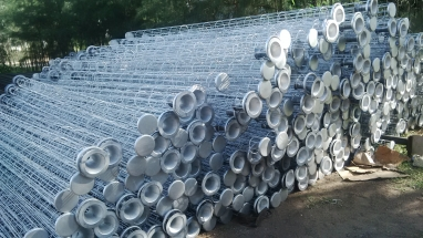 Bagfilter Cages