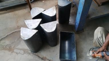 Buckets for Elevator