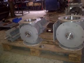 Rotary Air lock Valves MOC SS316